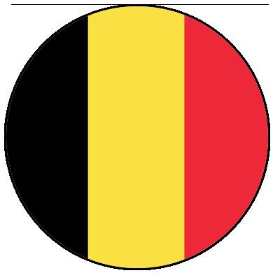belgium EURO 2020 Avrupa Futbol Şampiyonası Kura Çekimi
